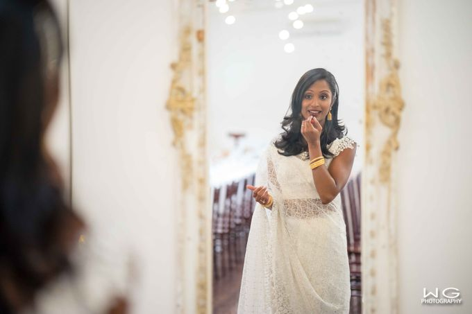 Wedding of Steph & Matthew by WG Photography - 001