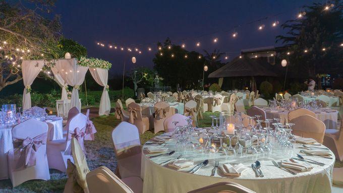 Aditi & Matt Wedding by Le Grande Bali Uluwatu - 001