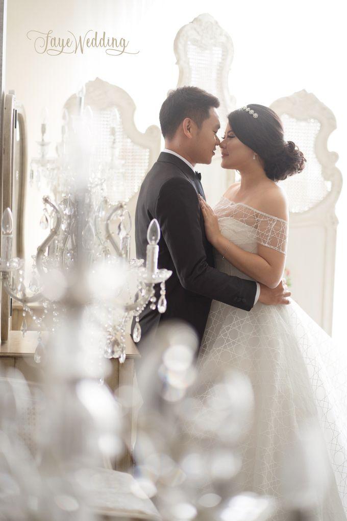 Gunawan & Cynthia by Faye Wedding - 007