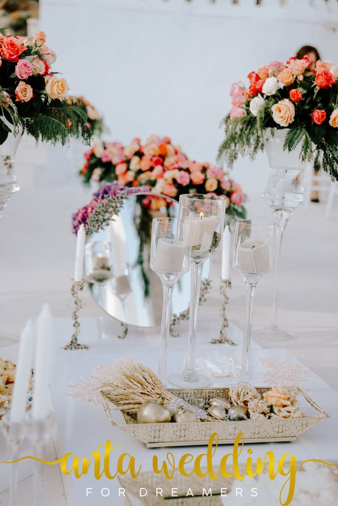 Iranian Wedding At Arma Restaurant by Anta Organization Wedding & Event Planner - 003