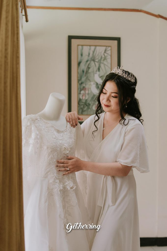 Mely & Hamzah Wedding by Get Her Ring - 003
