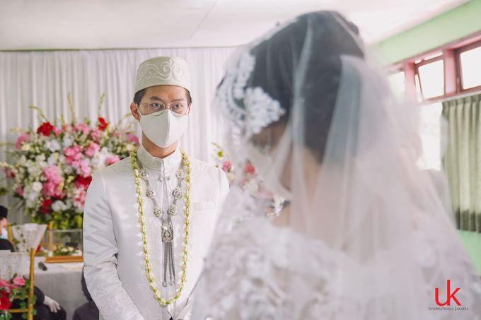 Akad Nikah Faiz & Quena by UK International Jakarta - 001