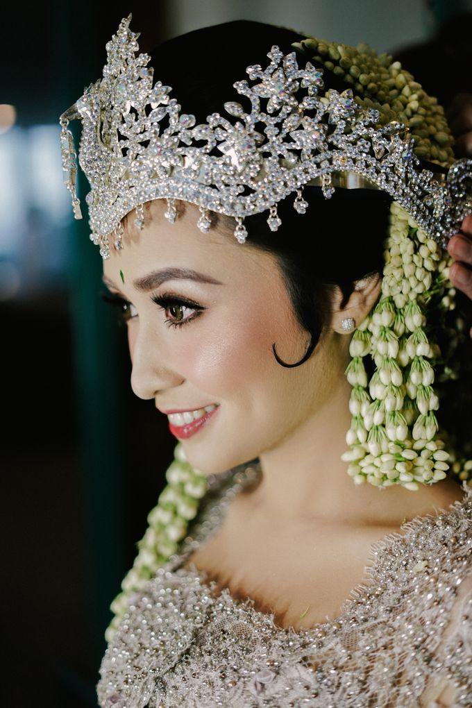 Manda & Irfan Wedding by Akuwedding - 003