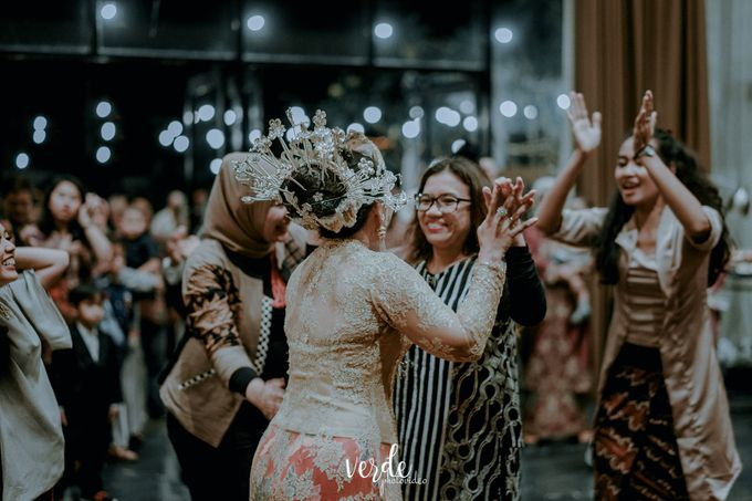 The Wedding Vaughn & Indri by AVIARY Bintaro - 007
