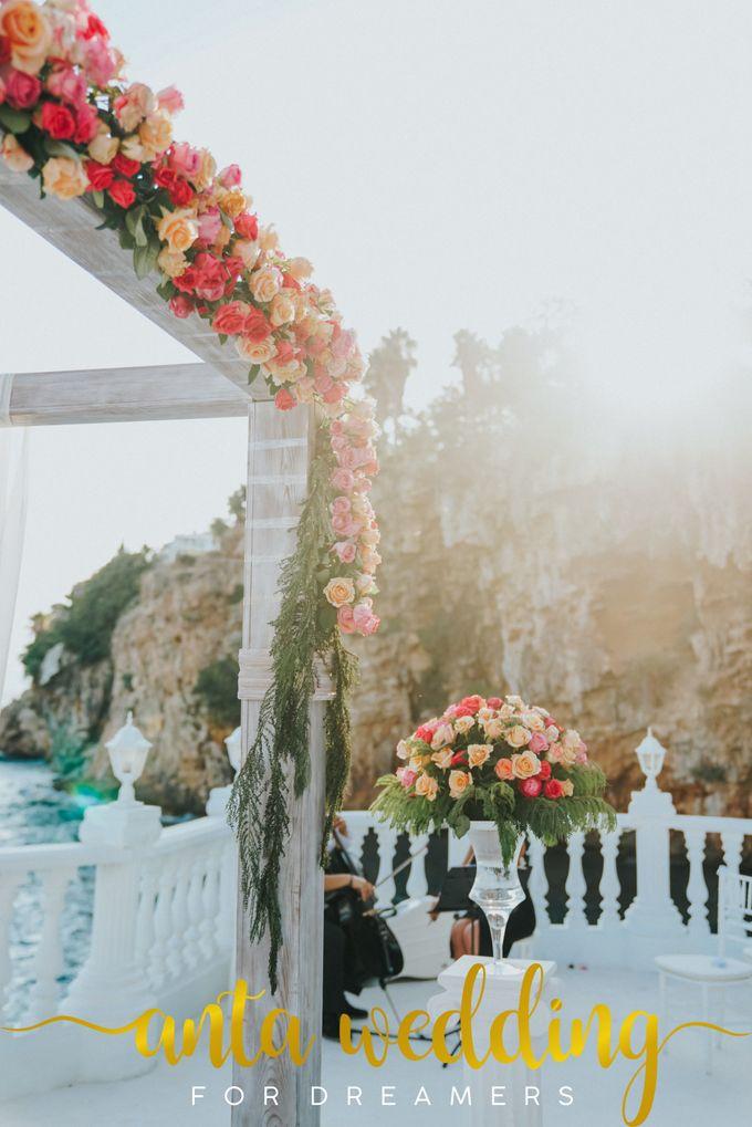 Iranian Wedding At Arma Restaurant by Anta Organization Wedding & Event Planner - 004
