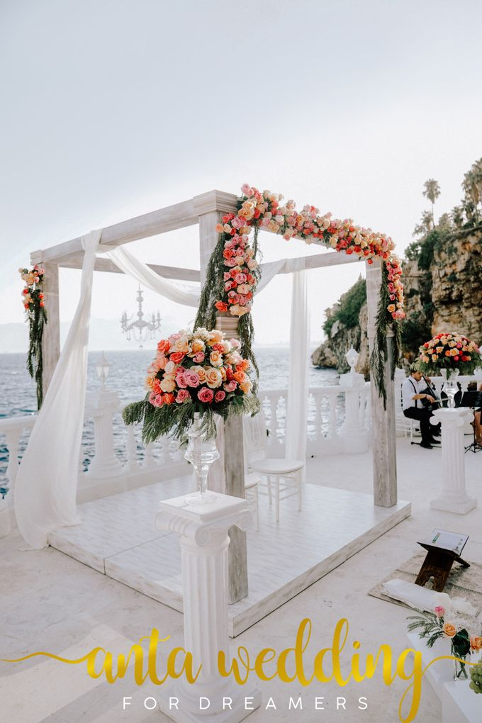 Iranian Wedding At Arma Restaurant by Anta Organization Wedding & Event Planner - 005