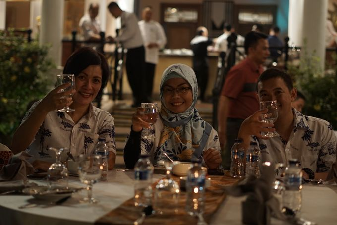 Dinner on 9th Indonesia Malaysia Philipina by MOL Entertainment - 009