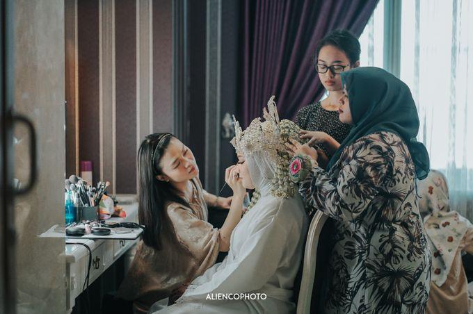 SMESCO NARESWARA WEDDING OF SAHFA & RIYAN by alienco photography - 017