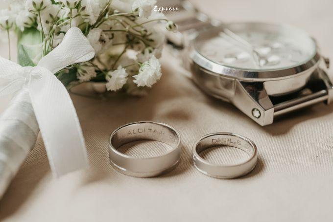 Fotografi Pernikahan Danil dan Aldita by Expocia - 001