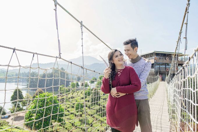 Andre and Lita Prewedding by Capotrait Photography - 001
