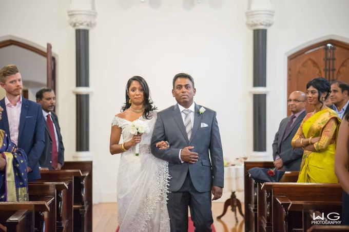 Wedding of Steph & Matthew by WG Photography - 006
