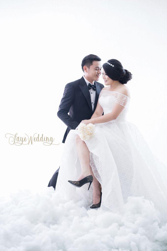 Gunawan & Cynthia by Faye Wedding - 009