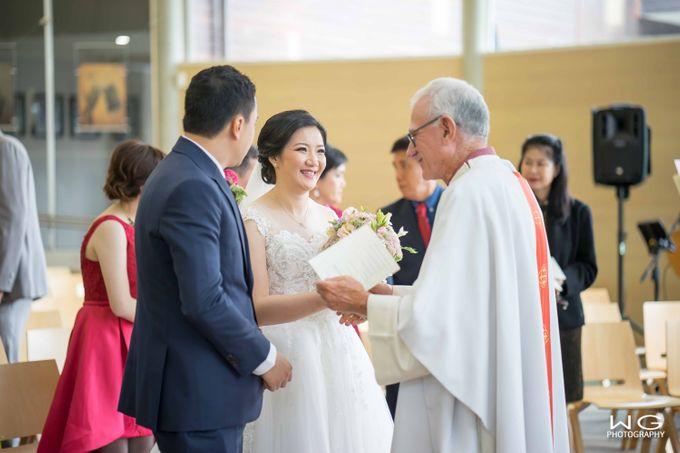 Wedding of Christine & Reza by WG Photography - 009