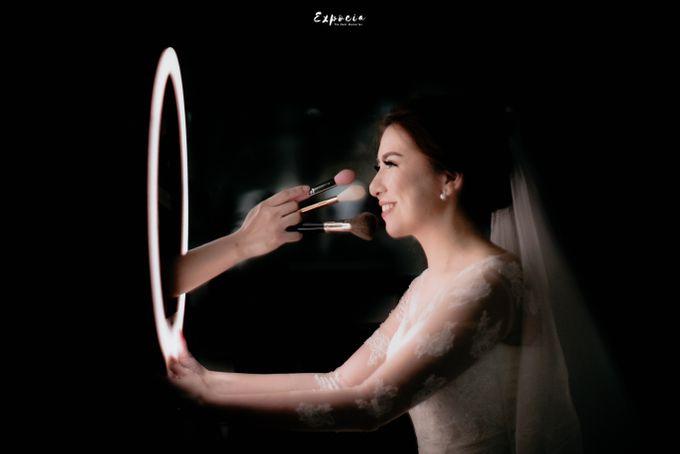 Fotografi Pernikahan Danil dan Aldita by Expocia - 002