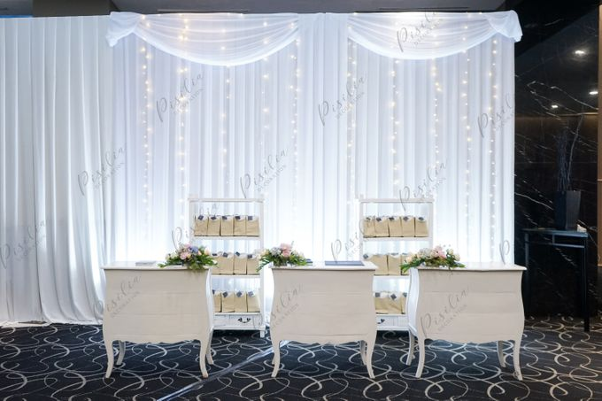 Swiss-Bel Hotel Mangga Besar, 8 Sep '19 by Pisilia Wedding Decoration - 001