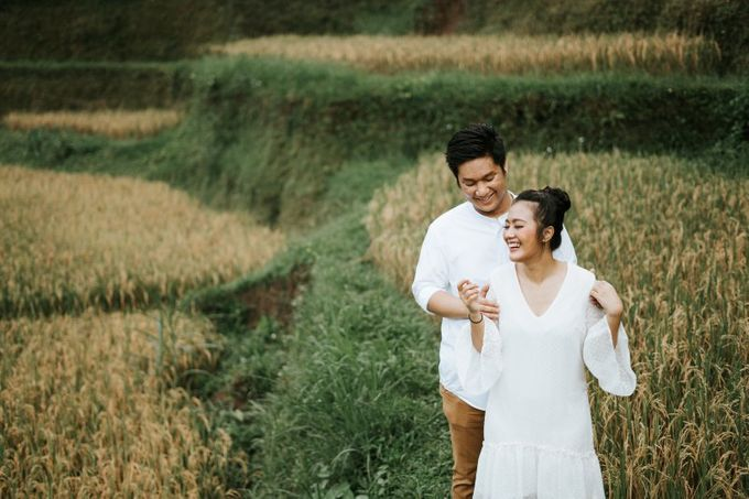 Bali Prewedding Session Wendy & Kevin by Warna Project - 009