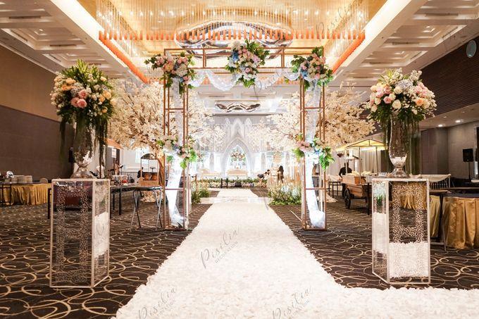 Swiss-Bel Hotel Mangga Besar, 8 Sep '19 by Pisilia Wedding Decoration - 004