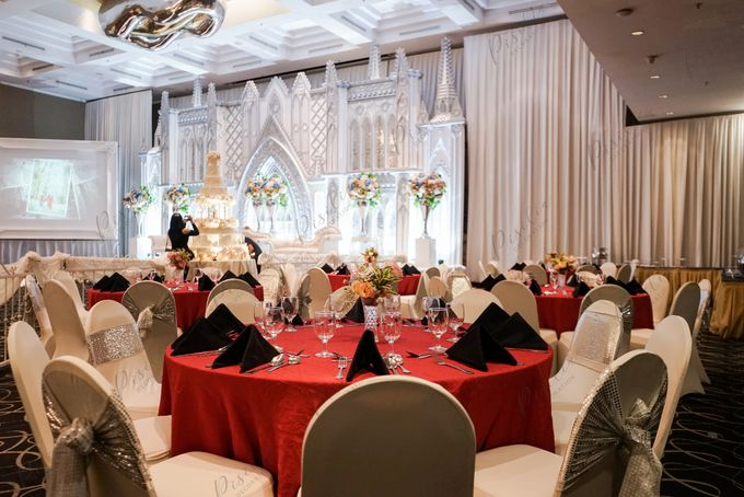 Swiss-Bel Hotel Mangga Besar, 8 Sep '19 by Pisilia Wedding Decoration - 006