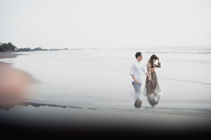 The Prewedding of Endy & Widya by LUNETTE VISUAL INDUSTRIE - 001