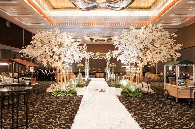Swiss-Bel Hotel Mangga Besar, 8 Sep '19 by Pisilia Wedding Decoration - 012
