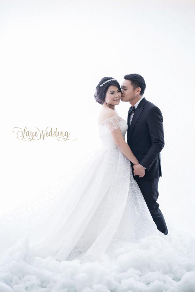 Gunawan & Cynthia by Faye Wedding - 008