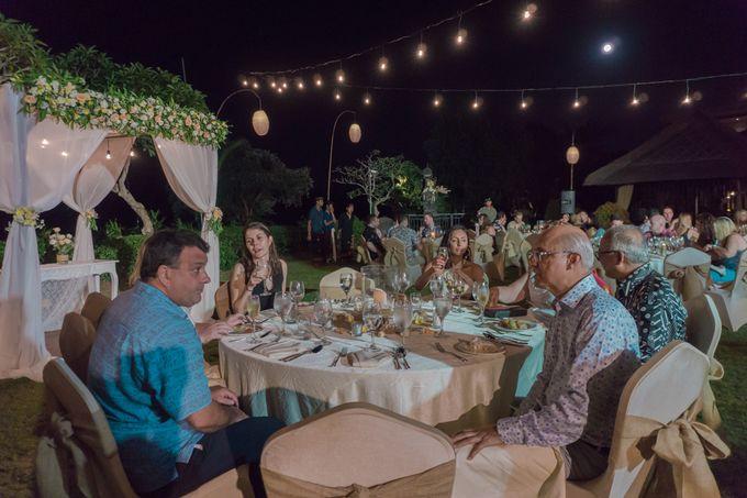 Aditi & Matt Wedding by Le Grande Bali Uluwatu - 007