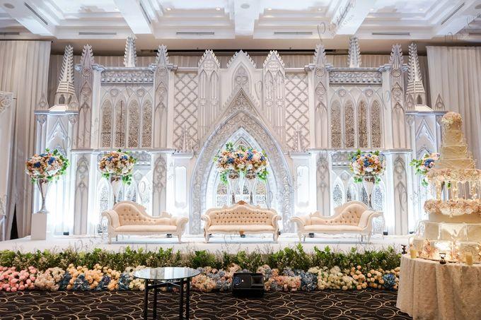 Swiss-Bel Hotel Mangga Besar, 8 Sep '19 by Pisilia Wedding Decoration - 008