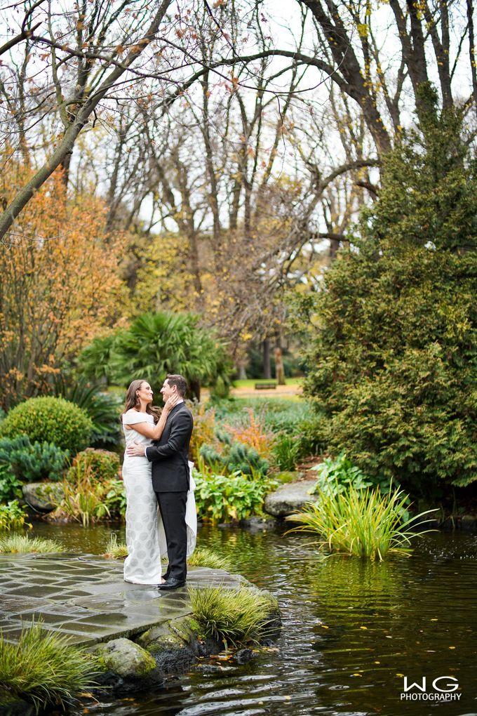 Engagement of Amelia & John by WG Photography - 003