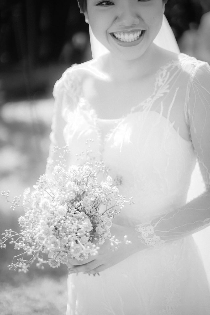 The Wedding of Hardi and Fanny by Kate Bridal and Couture - 002