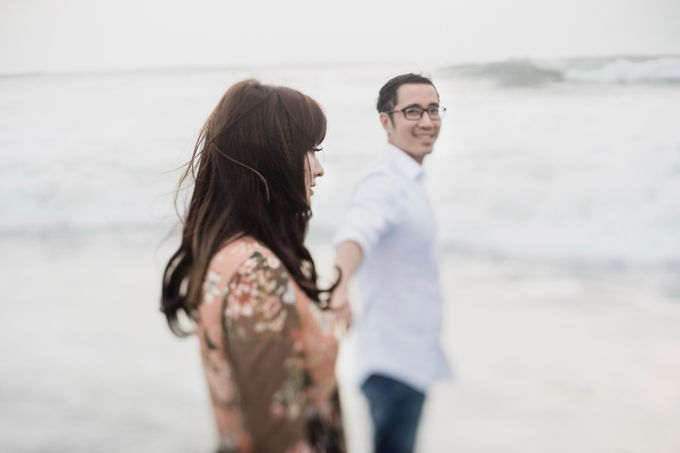 The Prewedding of Endy & Widya by LUNETTE VISUAL INDUSTRIE - 002