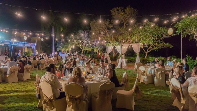 Aditi & Matt Wedding by Le Grande Bali Uluwatu - 003