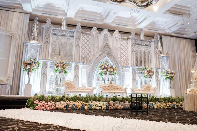 Swiss-Bel Hotel Mangga Besar, 8 Sep '19 by Pisilia Wedding Decoration - 010