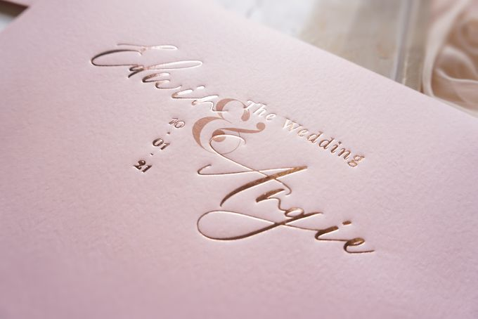 Bridge of Love by Trouvaille Invitation - 010