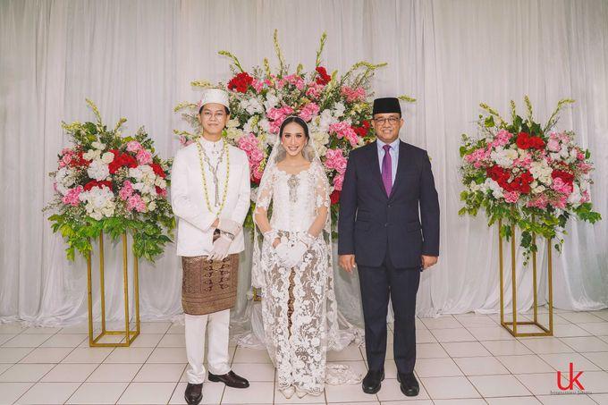 Akad Nikah Faiz & Quena by UK International Jakarta - 003
