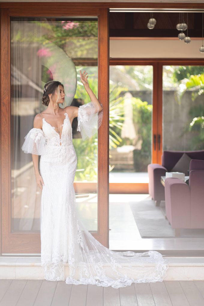 Alona dress by GAËTA Bridal Couture - 005
