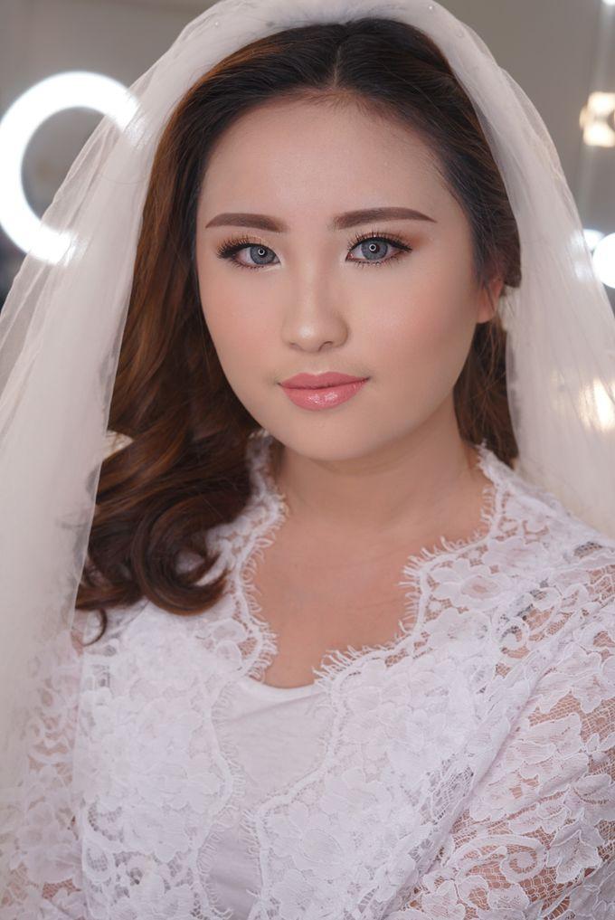 Bride Look by Alexandra Makeup Artist - 002