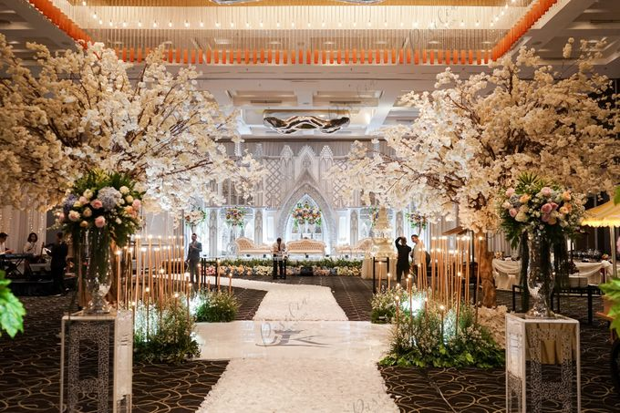 Swiss-Bel Hotel Mangga Besar, 8 Sep '19 by Pisilia Wedding Decoration - 009