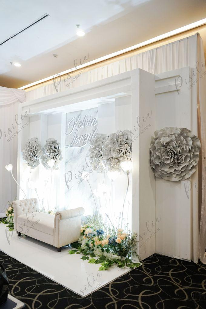 Swiss-Bel Hotel Mangga Besar, 8 Sep '19 by Pisilia Wedding Decoration - 002