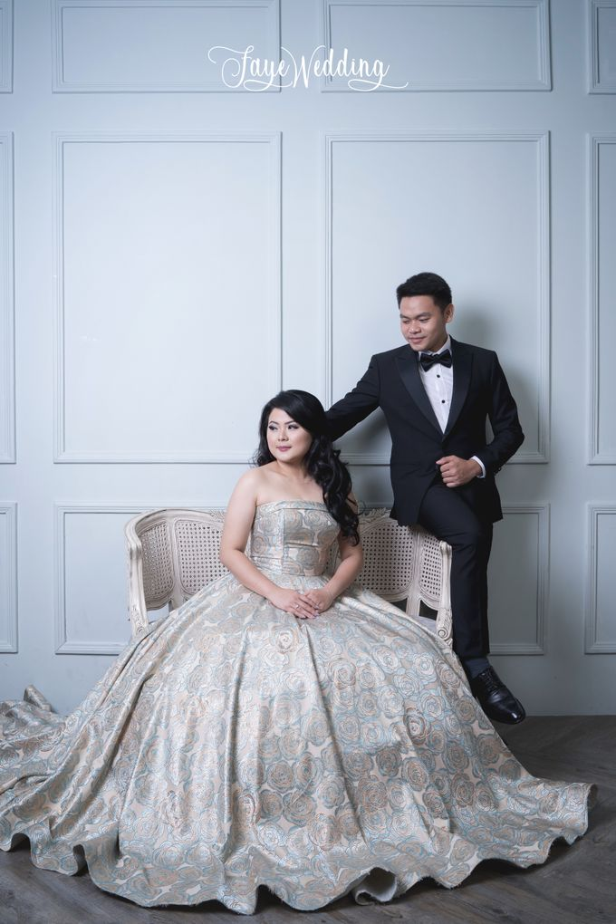 Gunawan & Cynthia by Faye Wedding - 006