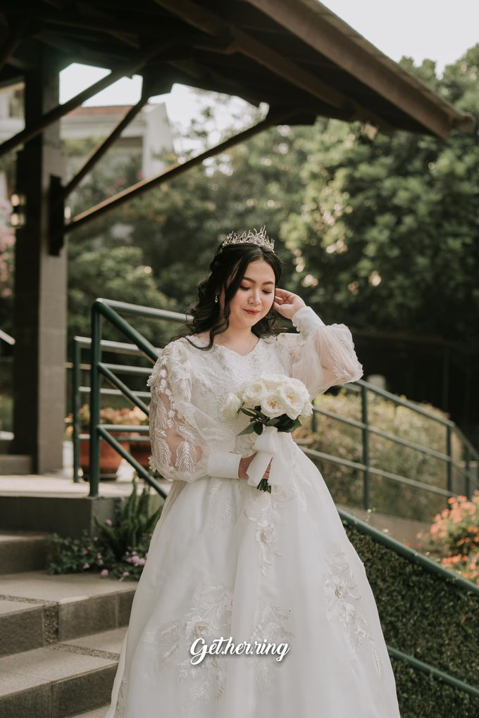 Mely & Hamzah Wedding by Get Her Ring - 004