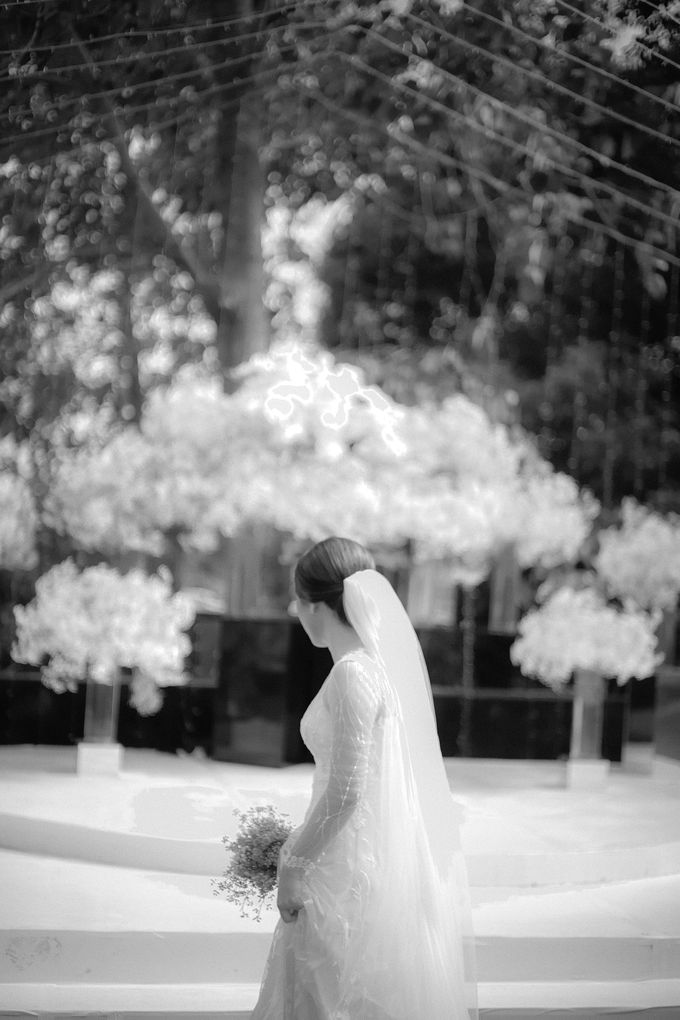 The Wedding of Hardi and Fanny by Kate Bridal and Couture - 003