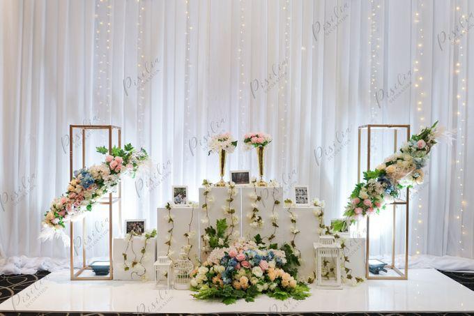 Swiss-Bel Hotel Mangga Besar, 8 Sep '19 by Pisilia Wedding Decoration - 011