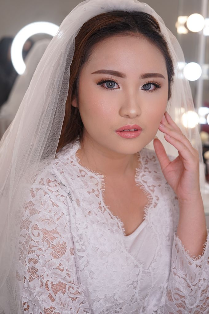 Bride Look by Alexandra Makeup Artist - 001
