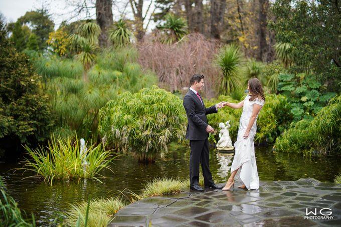 Engagement of Amelia & John by WG Photography - 001