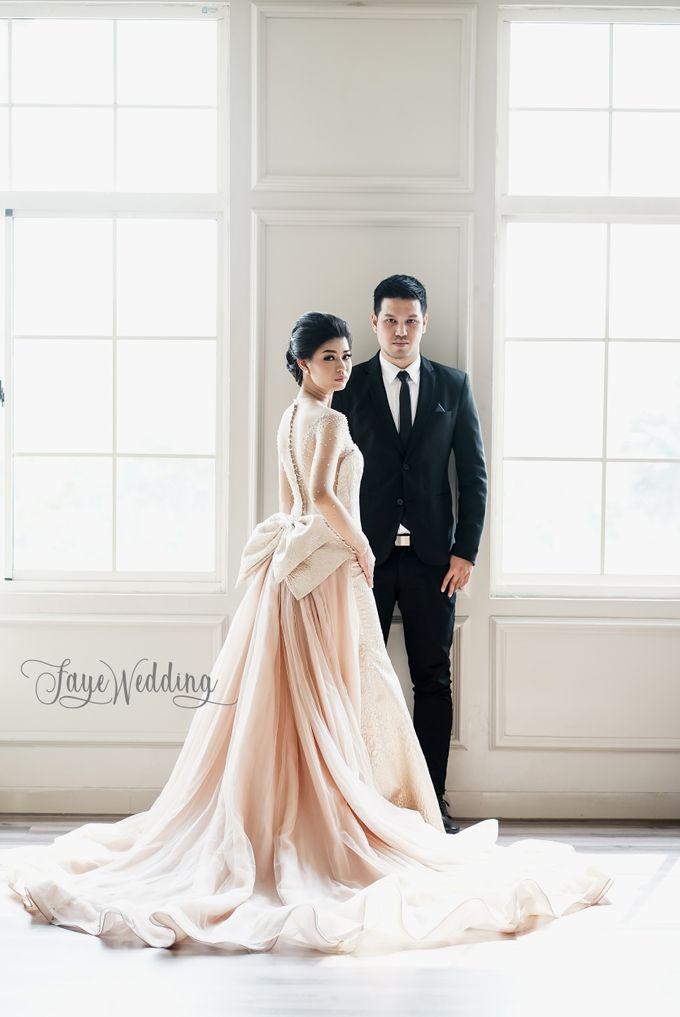 Harris & Patricia by Faye Wedding - 006