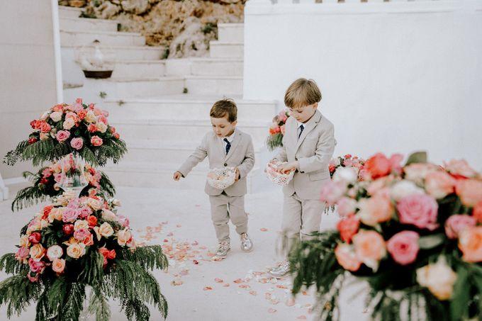 Persian Wedding in Antalya by Nava & LightCUBE Wedding - 005