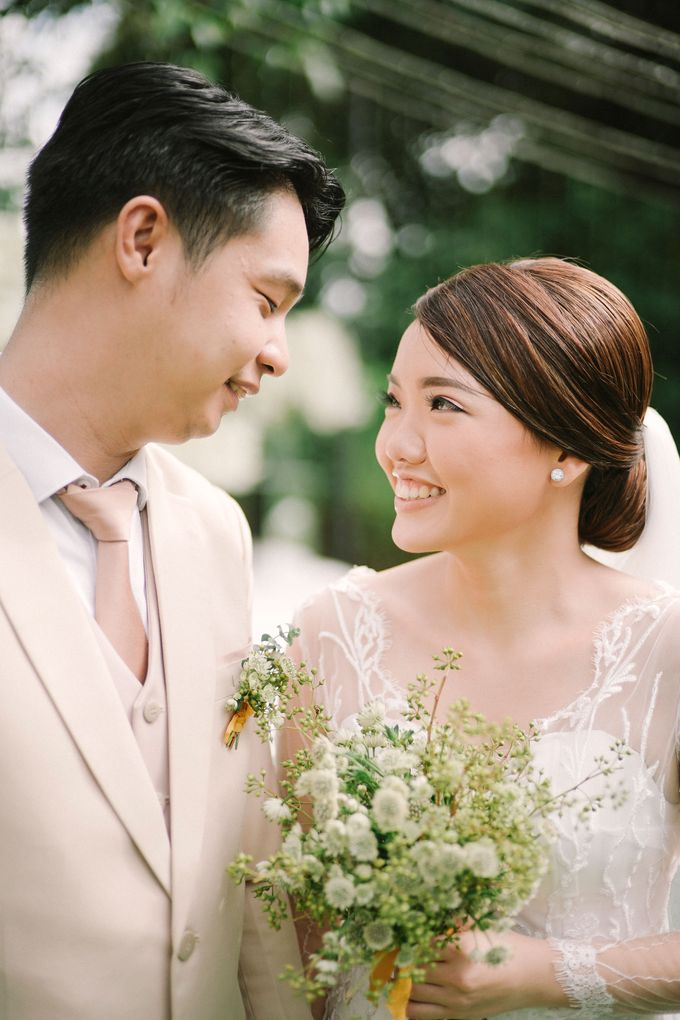 The Wedding of Hardi and Fanny by Kate Bridal and Couture - 005
