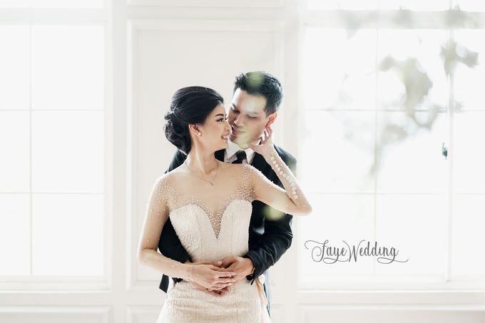 Harris & Patricia by Faye Wedding - 007