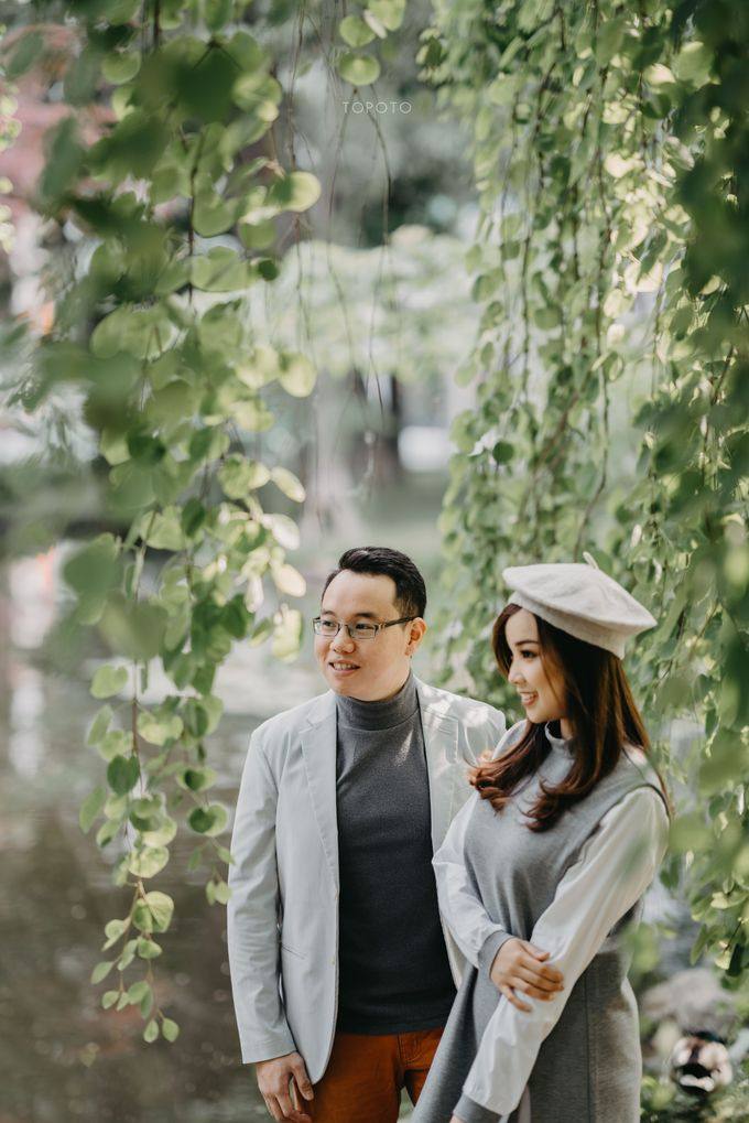 Prewedding Hadi & Evelyn Japan by Topoto - 004