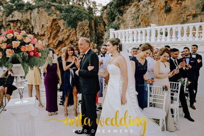 Iranian Wedding At Arma Restaurant by Anta Organization Wedding & Event Planner - 009